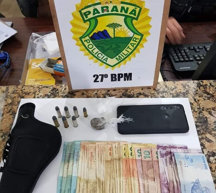 Policia realiza mega operação de combate ao crime em União da Vitória