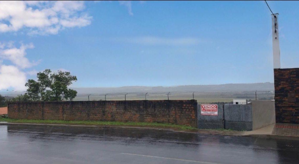 Vende-se terreno em frente ao Colégio Sema em São Mateus do Sul
