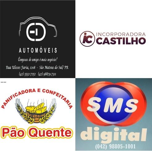 Pm registra ocorrência de furto qualificado em São Mateus do Sul