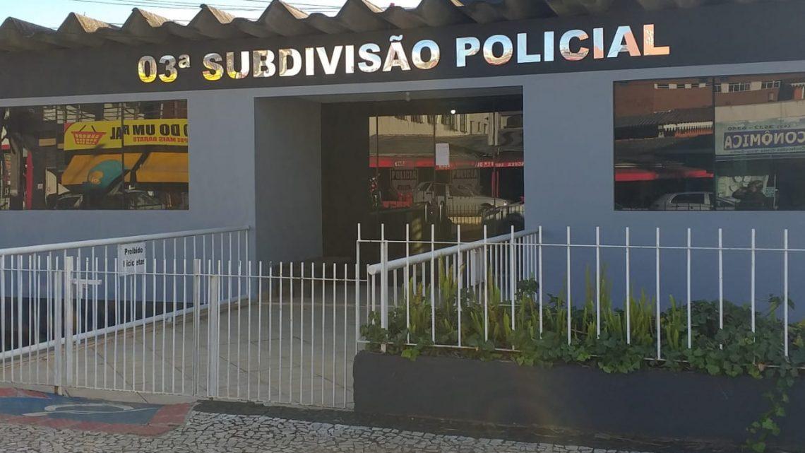 Policia Civil cumpre mandado de busca e apreensão em caso de violência doméstica em São Mateus do Sul