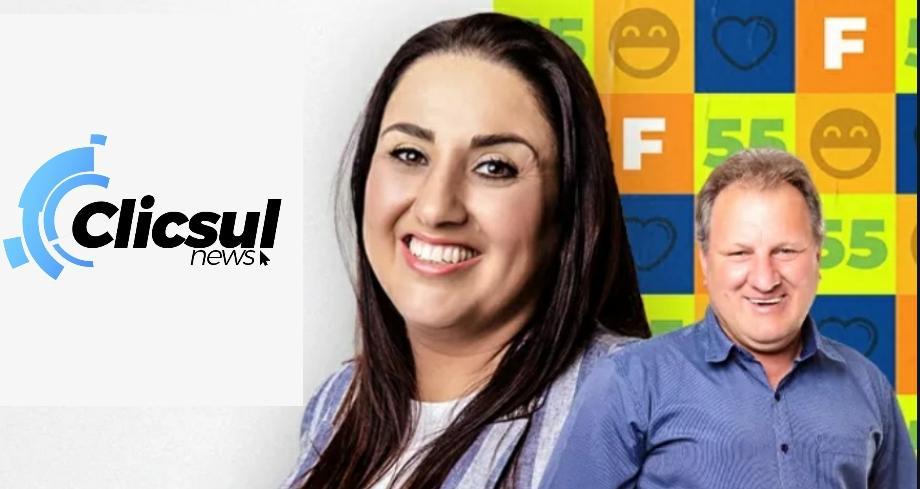 Fernanda Sardanha primeira mulher a ser eleita prefeita em São Mateus do Sul