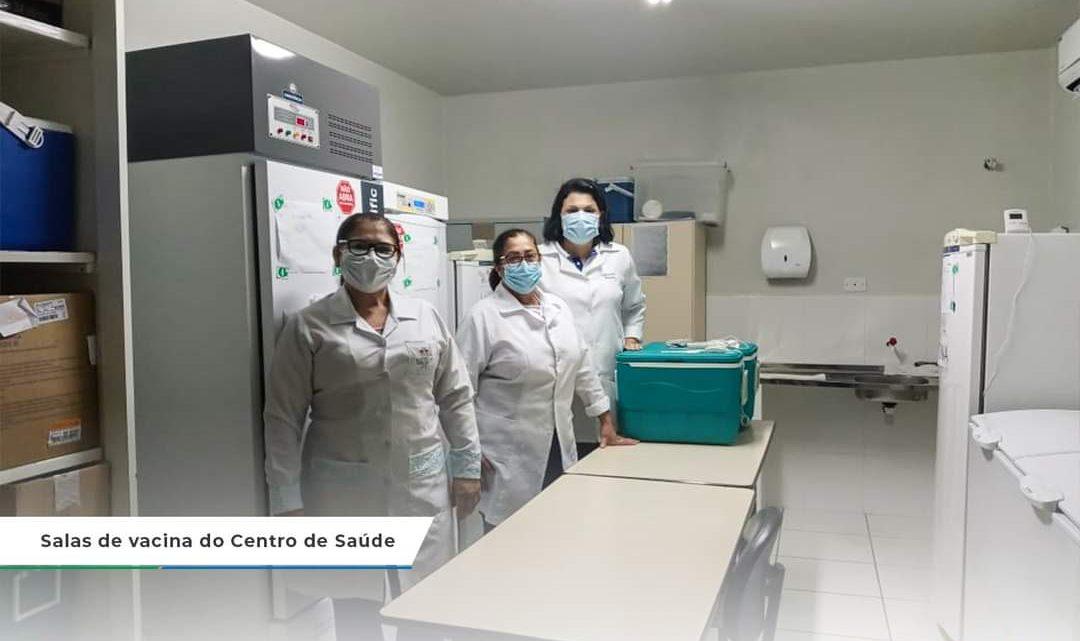 Prefeitura de São Mateus do Sul informa que esta preparada para vacinação do coronavirus