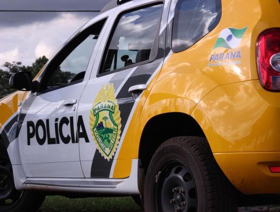 Rapaz invade residência ameaça ex namorada com faca e foge antes da chegada da PM em São Mateus do Sul