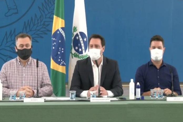Prefeitura de São Mateus do Sul seguirá o decreto Estadual