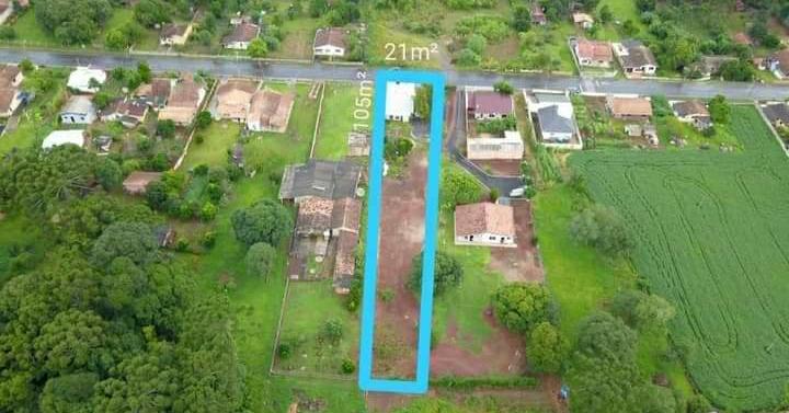 Pensando em adquirir um imóvel, com grande espaço de terreno e ainda no quadro urbano da cidade de São Mateus do Sul?