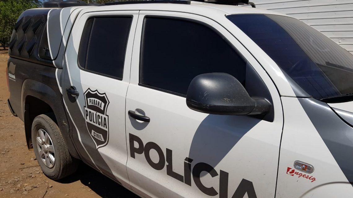 Policiais Civis da 3 SDP realizam ação policial em São Mateus do Sul