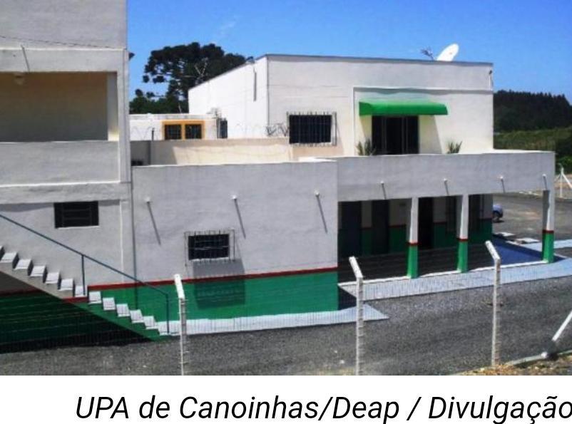 Dois detentos fogem da Unidade Prisional Avançada de Canoinhas
