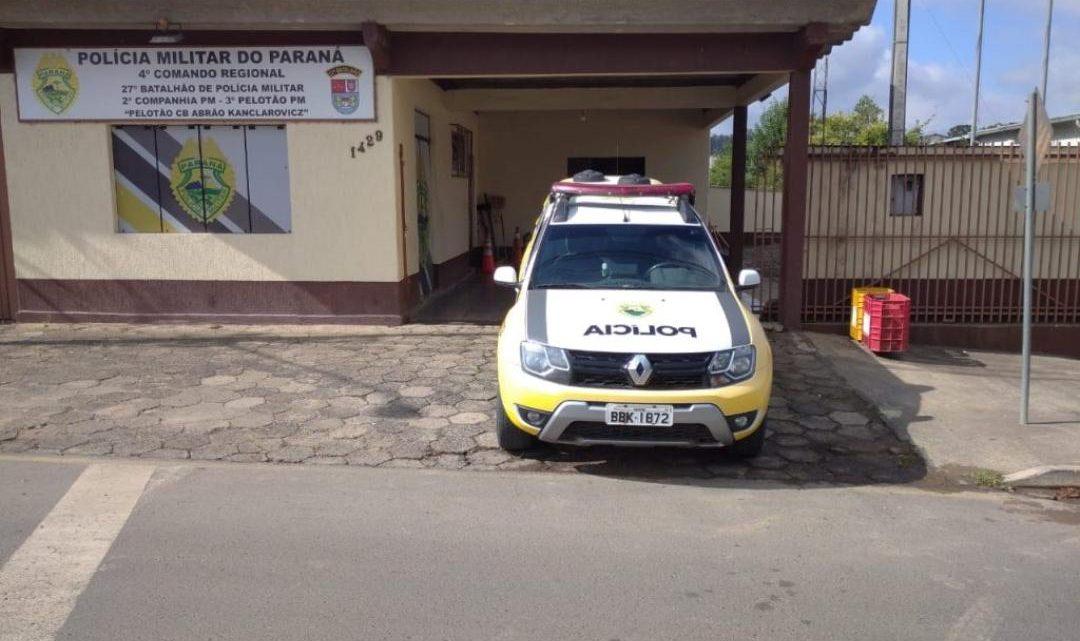 HOMEM INFECTADO POR COVID-19 PASSEIA POR SUPERMERCADO NA ÁREA CENTRAL DE MALLET. POLICIA MILITAR É CHAMADA