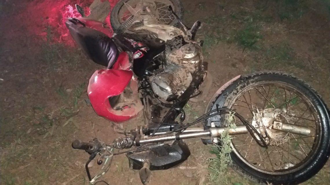 Motociclista de 22 anos morre em acidente na BR 280