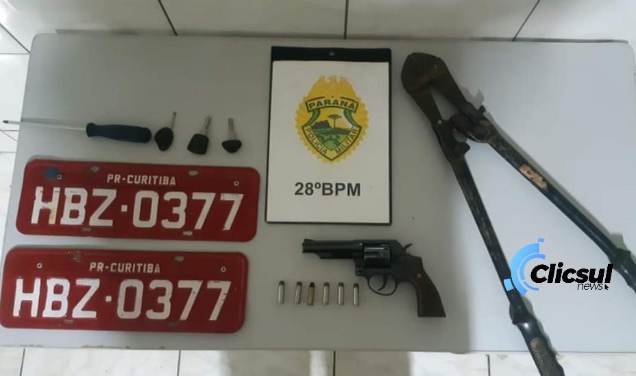 Equipe ROTAM da Lapa prende quadrilha especializada em roubos a caminhões