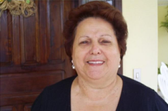 Faleceu nesta segunda-feira (29) ex primeira-dama de São Mateus do Sul Diva Gugelmin Distéfano