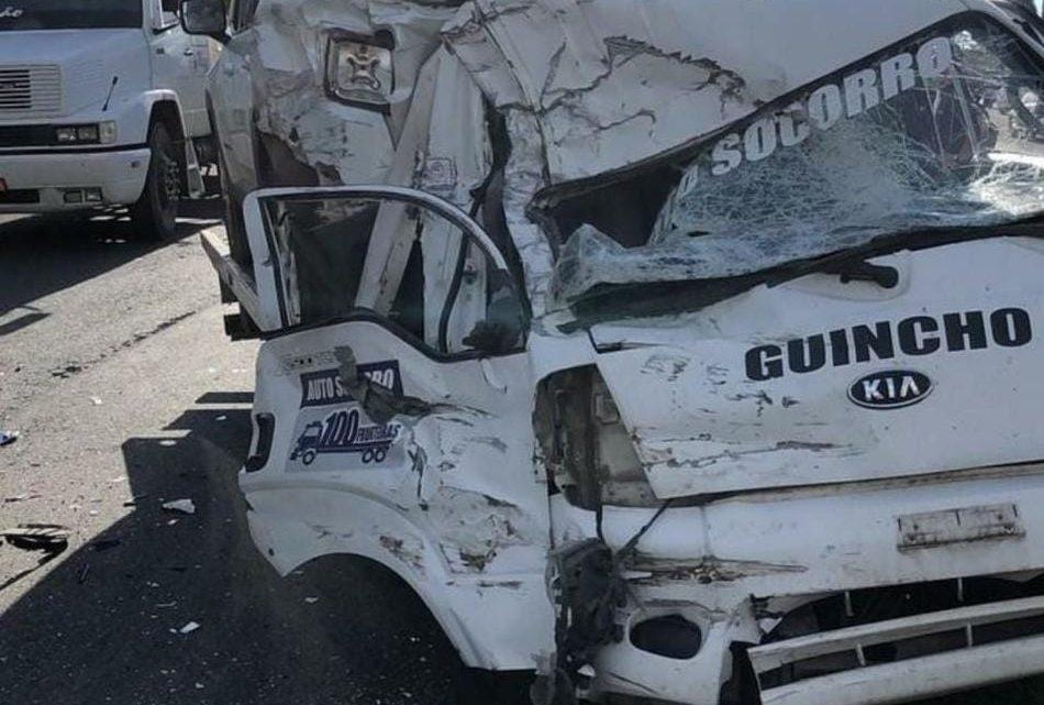 Acidente envolvendo varios veículos acontece em Porto União