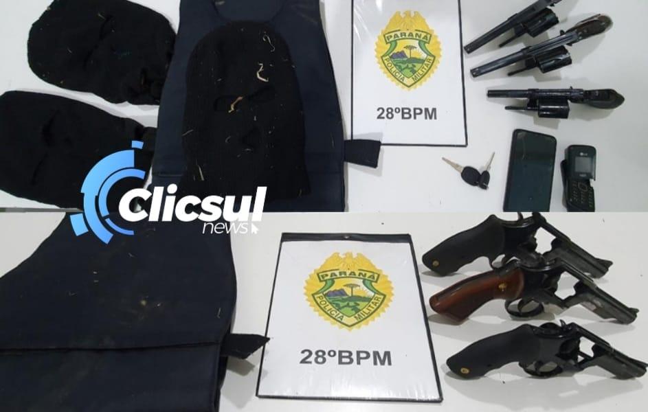 Após homicídio ROTAM prende autores na Lapa