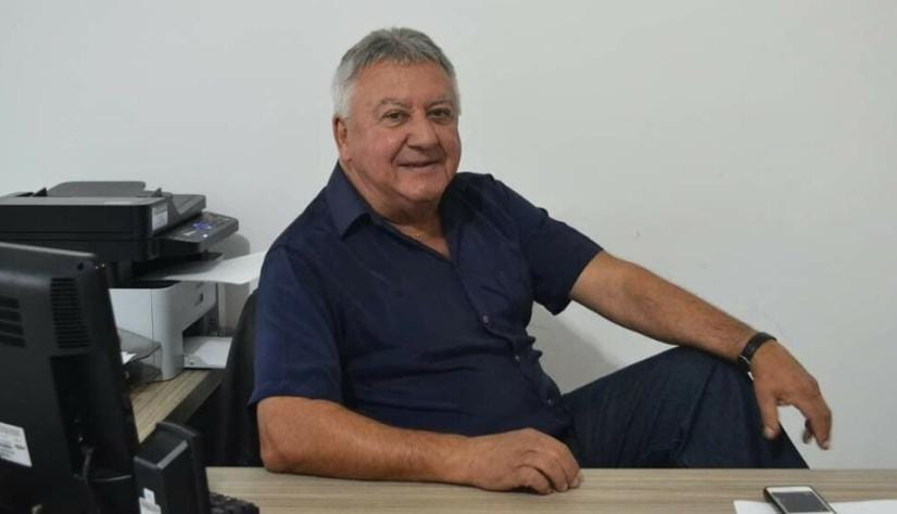 Tiquinho foi transferido para Curitiba para tratamento da covid-19