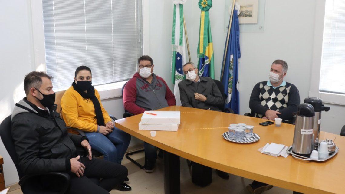 Conselho de Desenvolvimento de São Mateus do Sul (Codesamas) organiza reunião com a prefeita Fernanda Sardanha e deputado estadual Emerson Bacil
