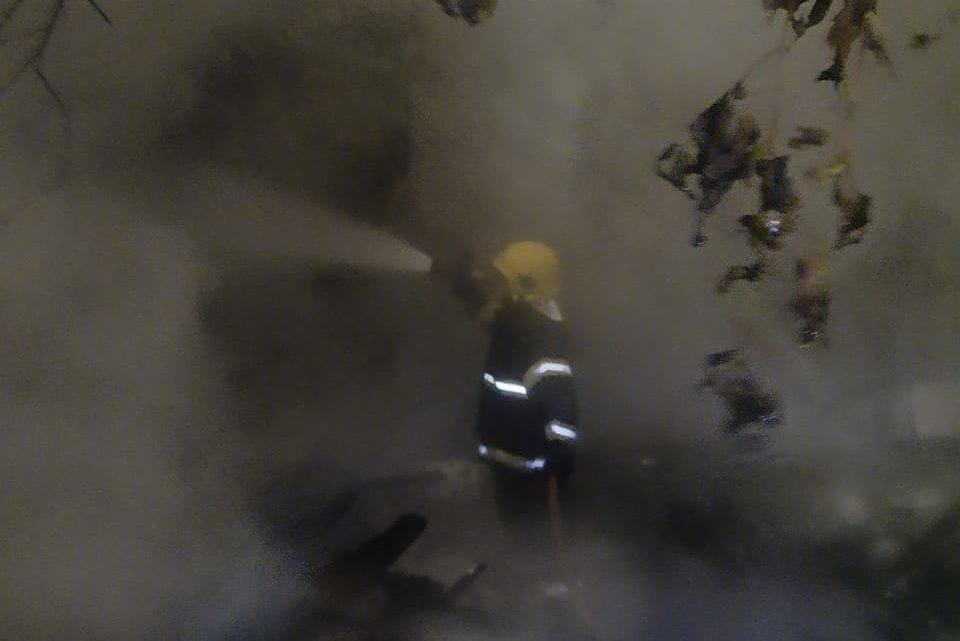 Idosa morre carbonizada em incêndio a residência na cidade de Porto União