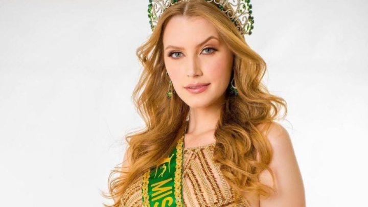 Jovem da Lapa é eleita Miss Eco Brasil