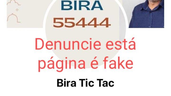 Empresário são-mateuense Bira Waligurski se manifesta sobre fake News envolvendo seu nome