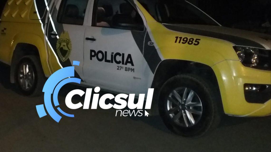 PM atende duas ocorrências de violência doméstica em São Mateus do Sul